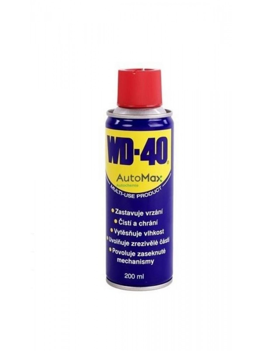 Olej WD 40 200 ml     WW